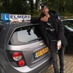 Elmers Rijschool Almere Geslaagd Rijbewijs