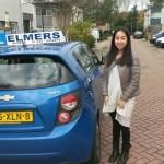 Elmers Rijschool Praktijk Examen Student