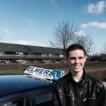 Elmers Rijschool Student Rijbewijs Gehaald